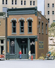 DPM Building Kit Kelly's Saloon #10100 HO Scale Structure model trains - New