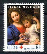 STAMP / TIMBRE FRANCE NEUF N° 3620 ** CROIX ROUGE FETE DE FIN D'ANNEE LA VIERGE