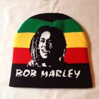 Bonnet Bob Marley / Reggae / Rasta / Drapeau / 22 cm x 20 cm