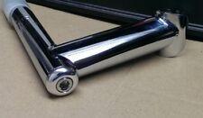 "3T Chromix CrMo Vorbau, 1"" Standard, 100mm, 0°, 25,4mm Lenkerklemmung, NOS"