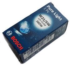 Bosch Pure Light W21/5W 12V 21/5W 380W 1987302252-75N W3x16q Bulb