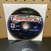 Need for Speed Carbon - Xbox - DISC ONLY - TESTED