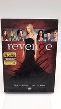 Revenge: The Complete First Season (DVD) NEW