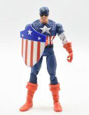 Marvel Legends Queen Brood BAF Series - Captain America Action Figure