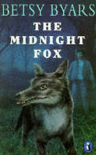 The Midnight Fox (Puffin Books), Byars, Betsy, Used; Good Book