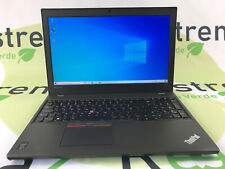"Portátil Lenovo ThinkPad T550 i5-5300U 2.3 Ghz 16 Gb 240 SSD 15,6"""