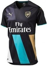 OFFICIAL ARSENAL 3RD JERSEY Size YS (8)