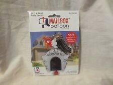 """Over The Hill 31"""" Mailbox Balloon Birthday Party Decorations"""