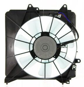 A/C Condenser Fan Assembly For 2009-2013 Honda Fit 1.5L 4 Cyl 2010 2011 2012