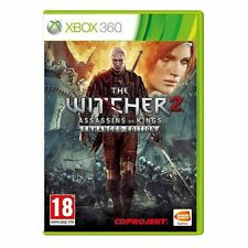 The Witcher 2: Assassins of Kings Enhanced Edition Xbox 360 Used