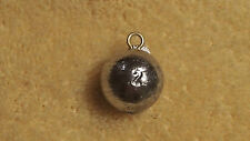 50pcs.2oz. cannon ball sinkers, weights, fishing, lead