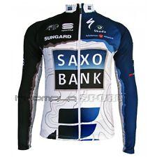 SAXO BANK - TEAM - LANGARM TRIKOT - NEU - Gr. M,L,XL,XXL - NEU - ///()///()///()