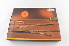 8190 Erweiterungs-Set E Märklin Hand-Weichenset mini-club  Spur Z +Top+