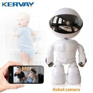1080P Robot IP Camera Security Camera WiFi Wireless 2MP CCTV Camera Home