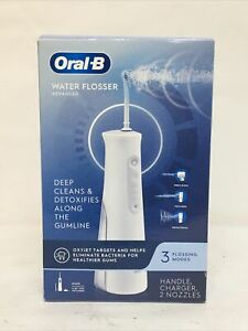 Oral-B Water Flosser Advanced 3 Flossing Modes #0360