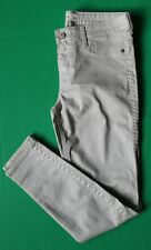 Abecrombie & Fitch Women's Coated Jeggings Jeans Size 8