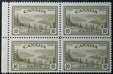 MNH block SC#269 10c Great Bear Lake - Peace Issue