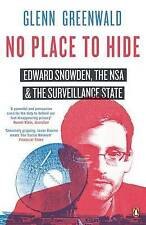 No Place to Hide: Edward Snowden, the NSA and the Surveillance State, 0241968984
