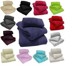 Chatsworth 100% Egyptian Cotton 600gsm So Soft Bathroom Towels ~ Thick / Heavy