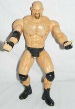"1999 WCW Goldberg 12"" Tuff Talking Action Figure Tested Works"