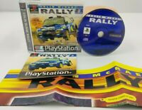Colin McRae Rally mit POSTER! RAR Sony PlayStation Spiel PS1 PS2 PSX OVP, CIB