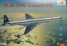 D.H.106 Comet-4B, Amodel, Plastik,1/144, Olympic Airways, NEU