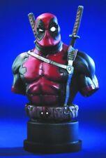 Deadpool Mini-Bust  --  (Sculpted by Randy Bowen)