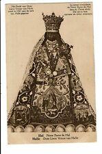 CPA-Carte postale- Belgique -Halle - La vierge noire VM467