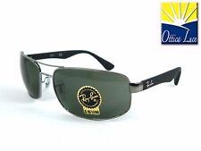 Ray Ban 3445 004 64 Avvolgente Sunglass Sonnenbrille Occhiali Sole