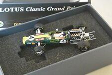 QUARTZO 27801 - Lotus 49 N°4 Vainqueur GP F1 Afrique du Sud 1968 Clark 1/43