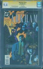 Batman Showcase 94 CGC 9.4 SS Mignola Assault on Arkham Killing Joke no 8 Rare