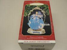 1997 Hallmark Cinderella Enchanted Memories Keepsake Ornament Disney 1st Series