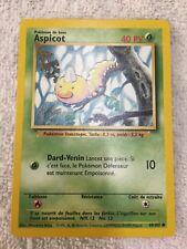 Carte pokémon Aspicot 69/102 commune set de base wizard 1995
