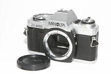 Minolta X-300 SLR Gehäuse #8581415  Bodenplatte verkratzt