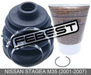 Boot Outer Cv Joint Kit 83X99X24 For Nissan Stagea M35 (2001-2007)