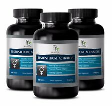 Libido herbal - TESTOSTERONE ACTIVATOR 3B - tribulus bulk supplements