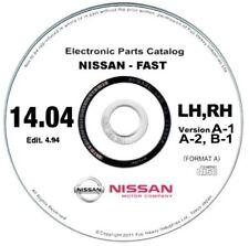 Nissan FAST EPC 2014 EL-ER-CA-US-GL-GR catalogue spare parts spare parts