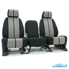 Coverking Saddleblanket Front Custom Car Seat Cover Chevy 01 06 Silverado 2500