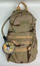 New Camelbak Maximum Gear MULE 3L Hydration Assault Pack 3-Color Desert Camo DCU
