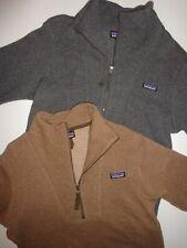 Patagonia Men's Woolie Fleece Pullover - 26906 - size Medium