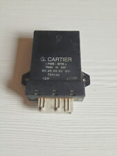 9625286880 Fiat / Peugeot / Citroen Kühlerlüfterrelais PA66GF30 (G.CARTIER)