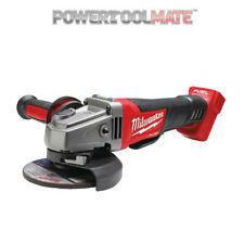 Milwaukee M18CAG115XPD-0 18V Brushless 115mm Grinder - Body Only