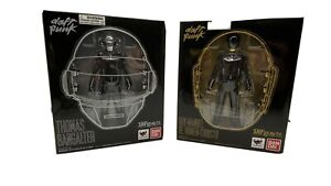 Daft Punk Thomas Bangalter Guy-Manuel Figure S.H.Figuarts Bandai Set of 2 MINT