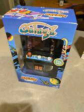 Arcade Classics - Galaga Retro Mini Arcade Game Black Handheld Top Quality New