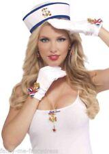 Accessoires blancs marins sans marque pour déguisement et costume