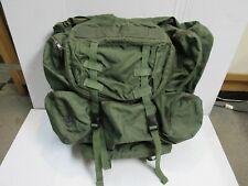 Old School Lbt 1749B Od Backpack Rucksack w/ Alice Frame & Sleep Pad Seal Devgru