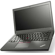"""PC NOTEBOOK PORTATILE RICONDIZIONATO LENOVO X250 12.5"""" i5-5200U 4GB 500GB WEBCAM"""