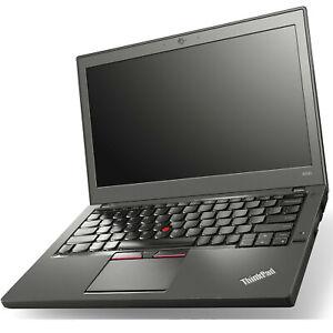 PC NOTEBOOK PORTATILE RICONDIZIONATO LENOVO X250 i5-5200U 8GB SSD 240GB WEBCAM