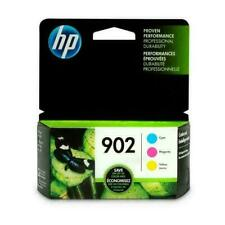 NEW GENUINE - HP 902 COLOR COMBO INK CARTRIDGES - T0A38AN - 20/22
