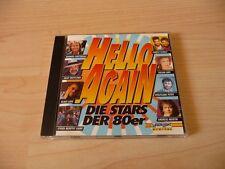 CD Hello Again - Die Stars der 80er: Daliah Lavi Ireen Sheer Denise Andy Borg